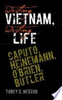 Writing Vietnam  Writing Life Book