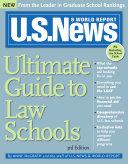 U. S. News Ultimate Guide to Law Schools Pdf/ePub eBook
