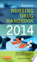 Saunders Nursing Drug Handbook 2014   E Book