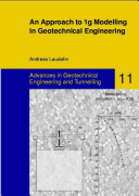 An Approach to 1g Modelling in Geotechnical Engineering with Soiltron Book