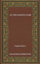 At The Earth S Core Original Edition Book PDF