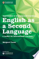 Books - New Approaches To Learning And Teaching English As A Second Language | ISBN 9781316639009