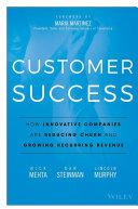Customer Success Pdf/ePub eBook