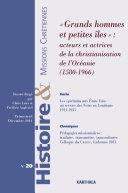 Pdf Histoire et Missions Chrétiennes N-020.