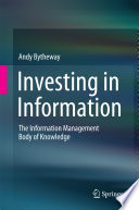Investing In Information Book PDF