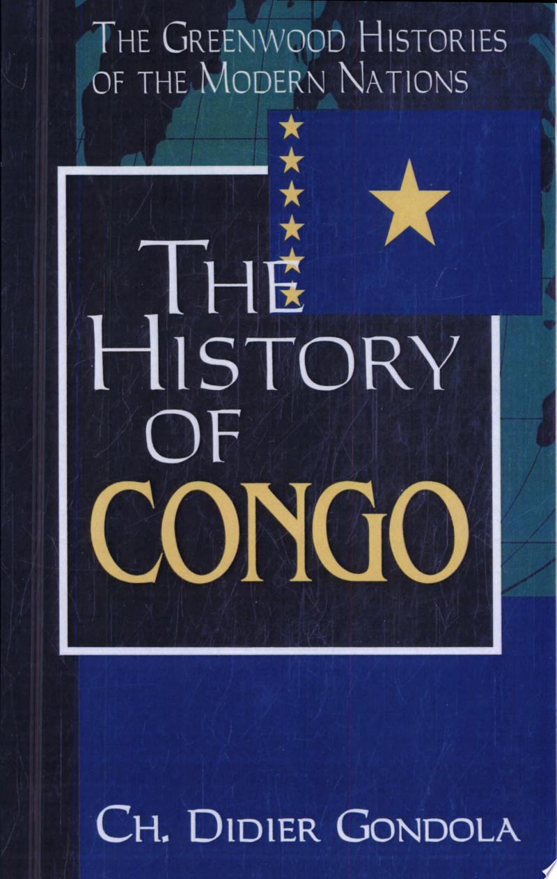 The History of Congo banner backdrop