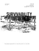 Manuals Enhanced And Combined: FMFRP 12-80 Kill or Get Killed; FM 5-103 Survivability; MCRP 3-02H Survival, Evasion And Recovery; MCRP 3-02F Survival; and MCRP 3-02E Surviving Terrorism