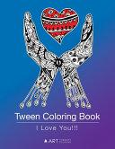 Tween Coloring Book