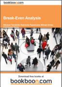 Break-Even Analysis ebook