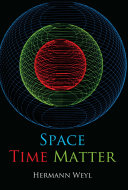 Pdf Space, Time, Matter Telecharger