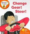 Books - Change Gear! Steer! | ISBN 9780199118571