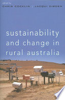 Sustainability And Change In Rural Australia Book PDF