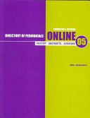 Directory of Periodicals Online 2005