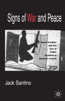 Signs of War and Peace [Pdf/ePub] eBook