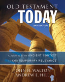 Old Testament Today  2nd Edition