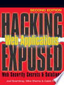 Hacking Exposed Web Applications Second Edition Book PDF