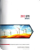 Integrated Energy Policy Report     Update Book