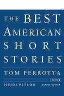 Pdf The Best American Short Stories 2012