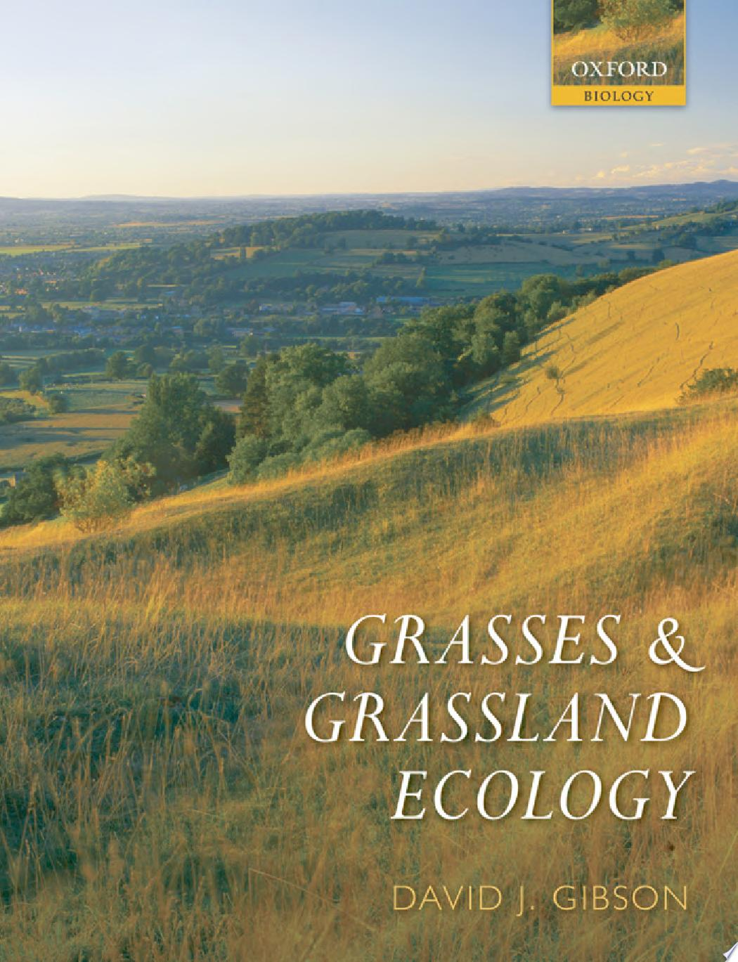 Grasses and Grassland Ecology