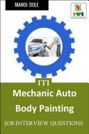 ITI Mechanic Auto Body Painting
