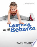 Learning and Behavior Book