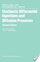 Stochastic Differential Equations And Diffusion Processes Book PDF