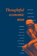 Thoughtful Economic Man