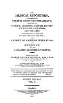 Pdf The Medical Repository (And Review Of American Publications On Medicine, Surgery And The Auxiliary Of Science)