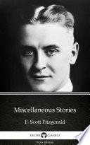 Miscellaneous Stories by F  Scott Fitzgerald   Delphi Classics  Illustrated