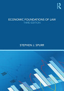 Economic Foundations of Law