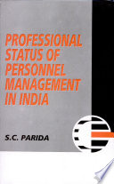 Professional Status of Personnel Management in India