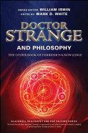 Pdf Doctor Strange and Philosophy