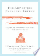 The Art of the Personal Letter