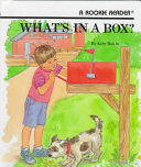 What s in a Box