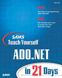 Sams Teach Yourself ADO.NET in 21 Days