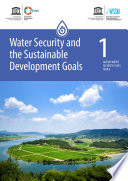 Water security and the sustainable development goals