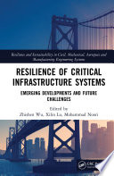 Resilience Of Critical Infrastructure Systems Book PDF