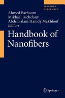 Handbook of Nanofibers Book