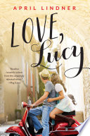 Love, Lucy April Lindner Cover