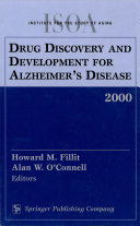 Drug Discovery and Development for Alzheimer's Disease, 2000