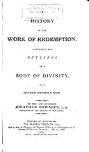 Pdf A History of the Work of Redemption