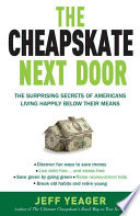 The Cheapskate Next Door PDF
