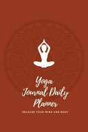 Yoga Journal Daily Planner