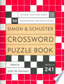 Simon and Schuster Crossword Puzzle Book #241