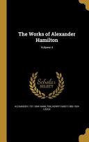 WORKS OF ALEXANDER HAMILTON