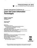 International Conference on Laser and Laser Information Technologies Book