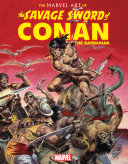 The Marvel Art Of Savage Sword Of Conan [Pdf/ePub] eBook