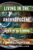 Living in the Anthropocene