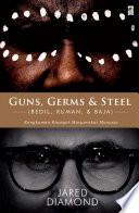 Guns  Germs   Steel  NEW  Book