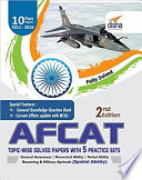 AFCAT Topic-wise Solved Papers (2011-16) with 5 Practice Sets 2nd Edition